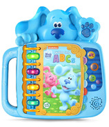LeapFrog Blue's Clues & You! Skidoo Into ABCs Book