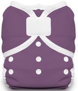 Thirsties Duo Wrap Hook & Loop Diaper Iris