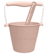 Scrunch Bucket and Spade Blush