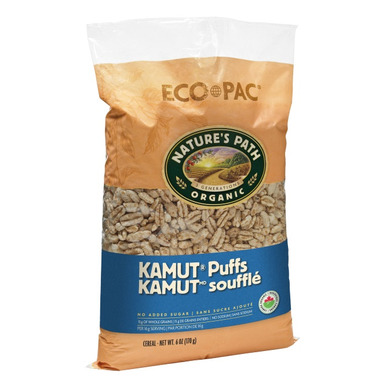 buy nature s path organic kamut puffs cereal at well ca free