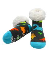 Pudus Classic Dinosaur Multi Socks Kids