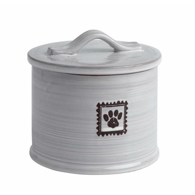Ore Pet Handcraft Paw Treat Jar