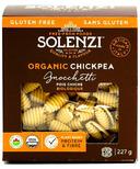 Solenzi Organic Chickpea Gnocchetti