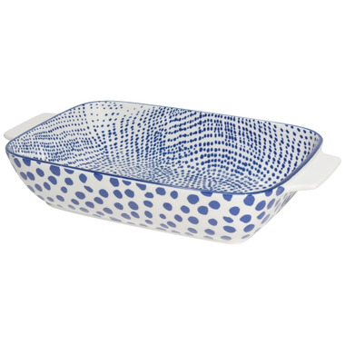 Now Design Baking Dish Rectangle Large Lazurite