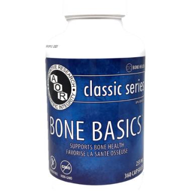 AOR Bone Basics Bone Health Support
