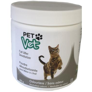 PetVet Cat Litter Deodorizer