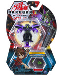 "Bakugan Ultra Darkus Hyper Dragonoid 3"" Action Figure & Trading Card"