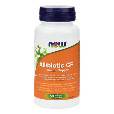 NOW Foods Allibiotic Immune Support CF