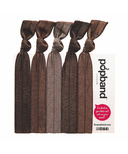 Popbands Cocoa Hair Ties