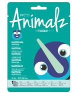 masque BAR Pretty Animalz Narwhal