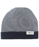 Noppies Organic Cotton Reversible Hat Jandino Navy