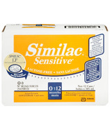 Similac Sensitive Concentrated Lactose-Free Liquid Formula