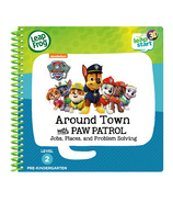 LeapFrog LeapStart 3D Around Town with PAW Patrol Activity Book