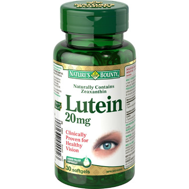 Nature\'s Bounty Lutein