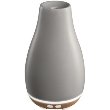 Ellia Blossom Ultrasonic Aroma Diffuser in Gray