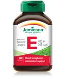 Jamieson Nature's Best Balanced Complex Vitamin E