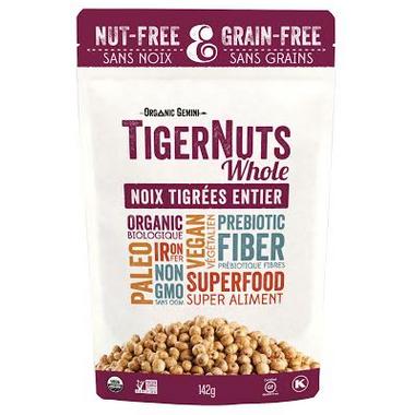 Organic Gemini Original Whole Raw TigerNuts