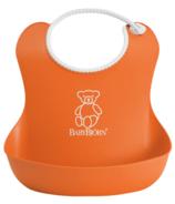 BabyBjorn Soft Bib Orange