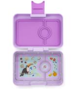 Yumbox MiniSnack Lila Purple
