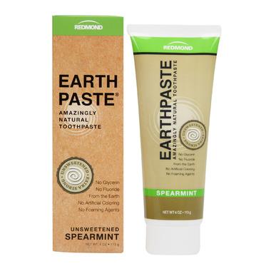 Redmond Earthpaste Spearmint