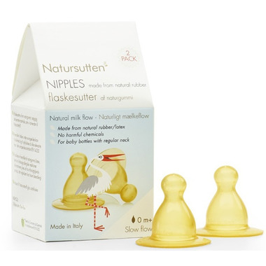 Natursutten Slow Flow Nipples