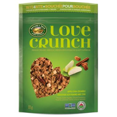 Nature\'s Path Love Crunch Premium Granola Apple Chia Crumble
