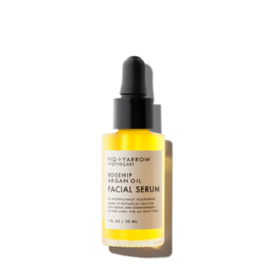 Fig + Yarrow Rosehip Argan Facial Serum
