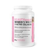 Lorna Vanderhaeghe BEAUTYsmart Women's Whey with Collagen Vanilla