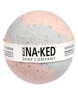 Buck Naked Soap Company Canadian Balsam Fir + Lavender Bath Bomb
