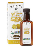 Watkins Organic Pure Lemon Extract