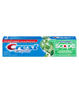 Crest Complete White + Scope Fresh Mint Toothpaste