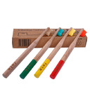 f.e.t.e. Bamboo Toothbrush Multipack Soft