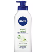 Nivea Pure & Natural Body Milk