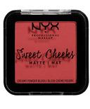 NYX Cosmetics Sweet Cheeks Powder Blush Matte