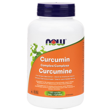 Now Curcumin Complex