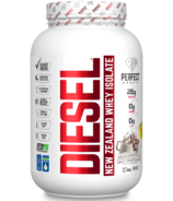 Perfect Sports DIESEL New Zealand Whey Protein Isolate Hot Chocolate