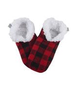Hatley Women's Cozy Warm Slippers Buffalo Plaid