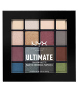 NYX Ultimate Shadow Palette Smokey & Highlight