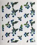 Ten & Co. Swedish Dish Cloth Wild Blueberry