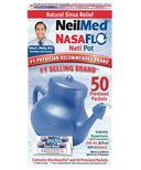 NeilMed NasaFlo Neti Pot (Plastic)