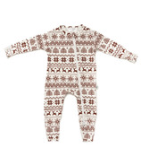 Bambi and Birdie Kids Sleeper Fairisle