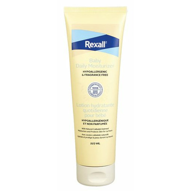 Rexall Baby Calming Daily Moisturizer