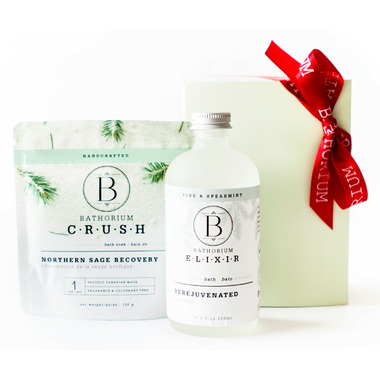 Bathorium Boreal Rejuvenation Gift Set