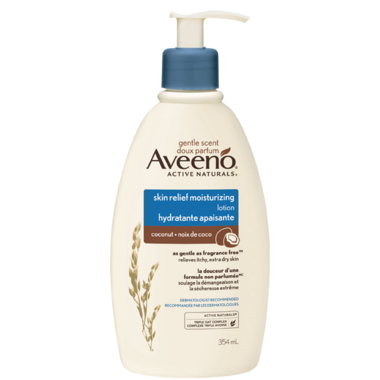 Aveeno Skin Relief Moisturizing Lotion Coconut