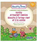 Healthy Times Vanilla Arrowroot Cookies