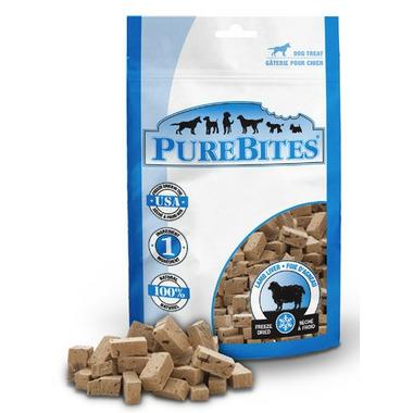 PureBites Freeze Dried Lamb Liver Dog Treats