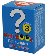 Ty Mini Boos Collectible Figurines Series 3