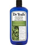 Dr Teal's Eucalyptus & Spearmint Foaming Bath