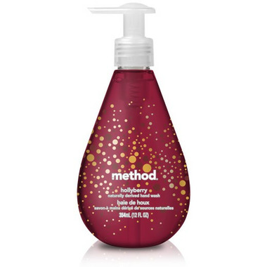 Method Gel Hand Wash Hollyberry