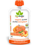 Bioitalia Carrot Apricot Pumpkin Organic Puree Smoothie